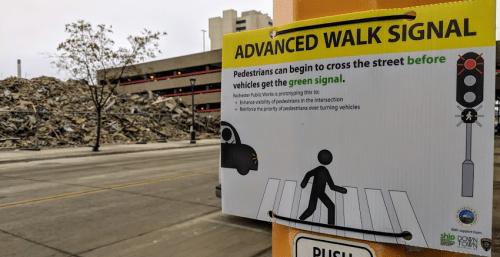 Advanced Walk Signal
