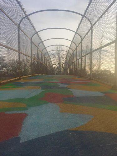 Aldine Bridge over I-94
