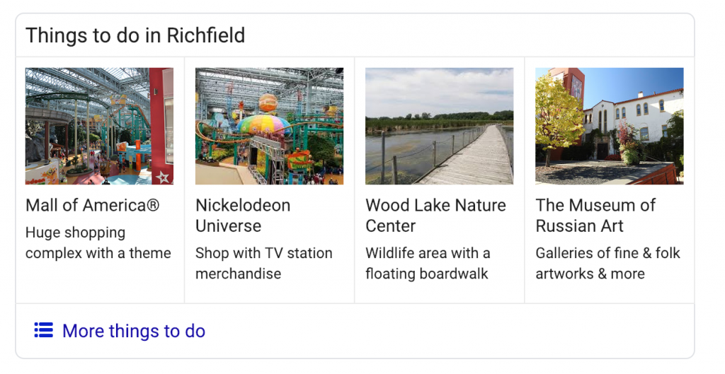 Things to Do in Richfield