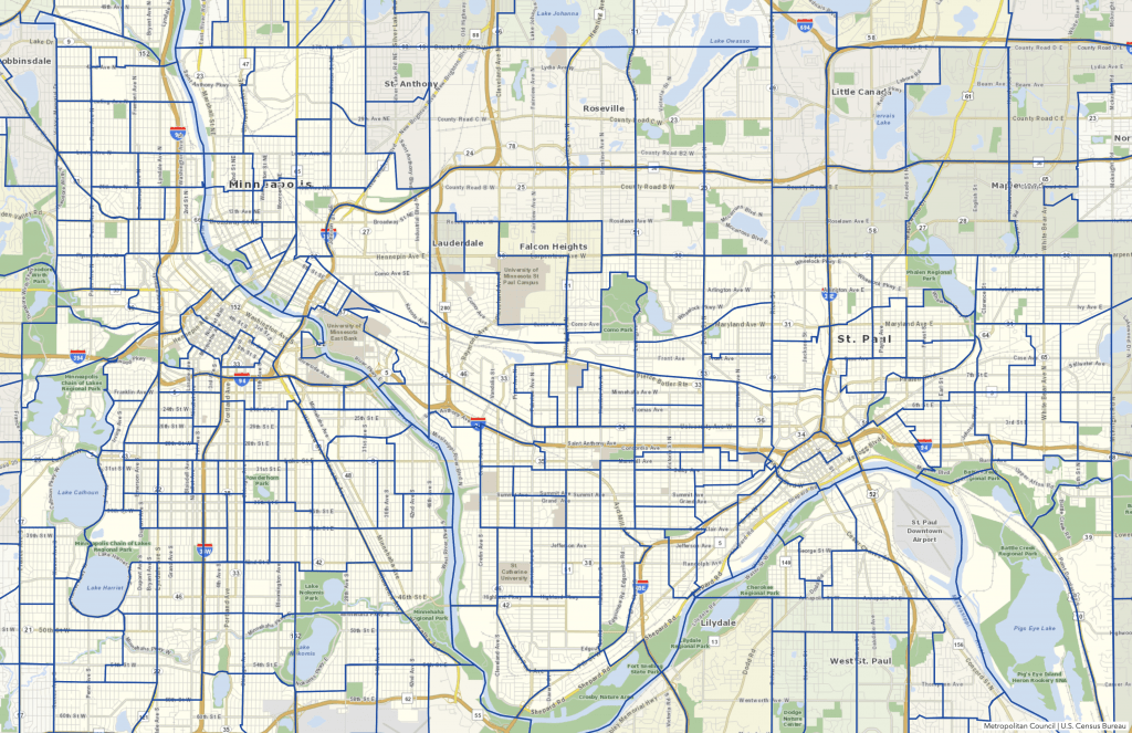2010 Census Tracts