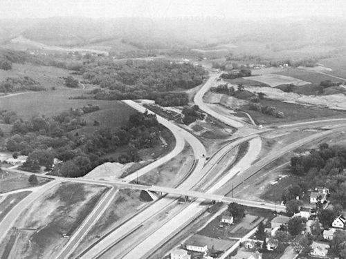 Interstates 1960s 4