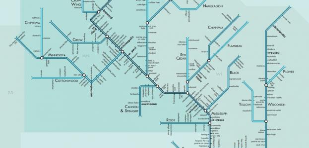 Minnesota Department Of Transportation Traffic Map.Streets Mn