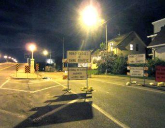 Stp Ayd Mill Closed