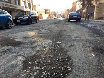 Stp Potholes Downtown