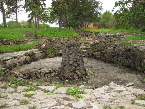 Graeser Park Rock Garden