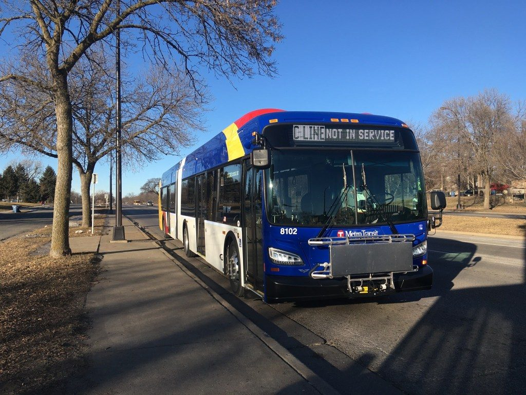 C Line Bus