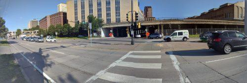 Crossing Warner Road