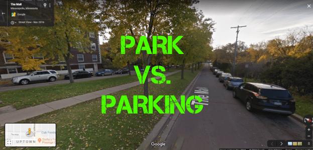 Park Vs. Parking