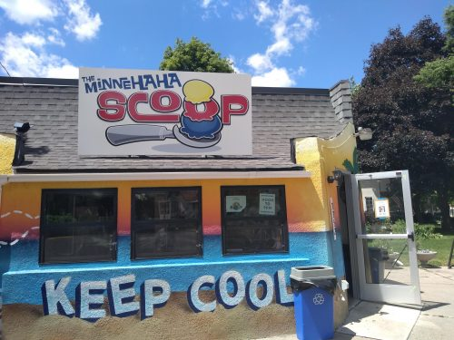 Mpls Ice Cream Shop