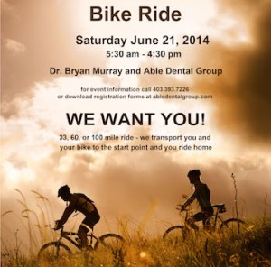 Able Bike Poster 2014