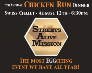 Chicken Run 2014
