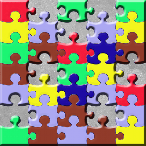 How many pieces are missing?