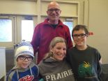 Team Burke with some CNOY Spirit. team page: http://bit.ly/TeamBurkeCNOY2015