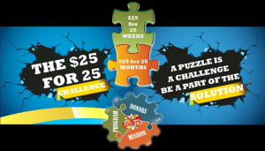 25 for 25 Challenge - Streets Alive