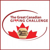 Great Canadian Giving Challenge - Streets Alive Mission
