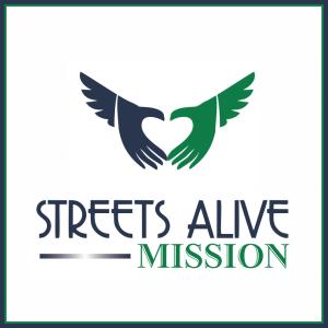 STREETS ALIVE MISSION new Logo