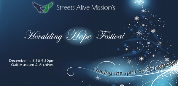 Heralding Hope Festival Christmas 2015