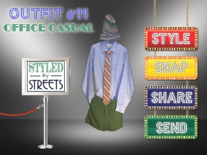 Styled by Streets - Outfit 11 - Office Casual