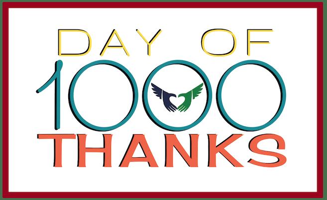1000 Thanks!