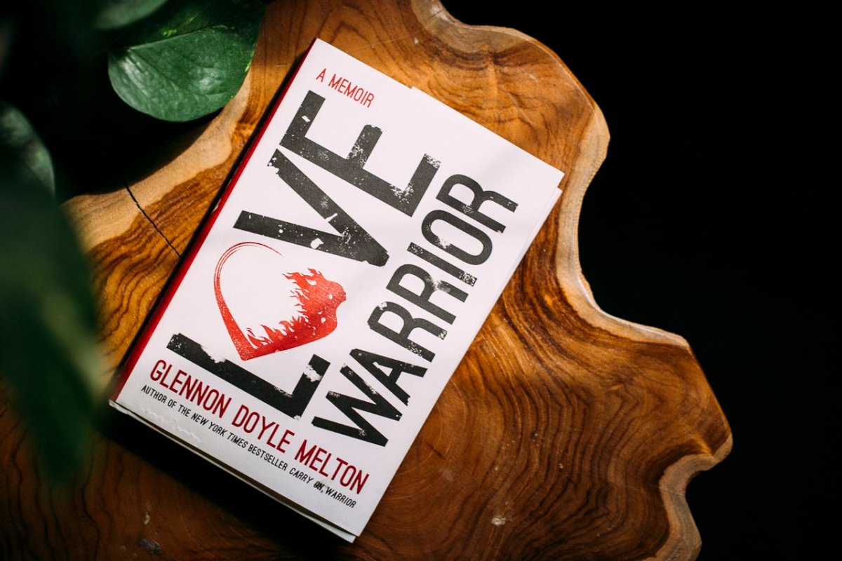 Book Club Love Warrior Streets And Stripes