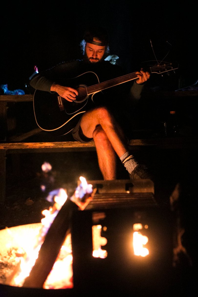 Songs by the campfire | streetsandstripes.com