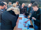 Community consultation with the student group - Pitt Park Women's Group