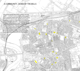 'Saved by the Bells': mapping church bells in East Belfast - Recomposing the City