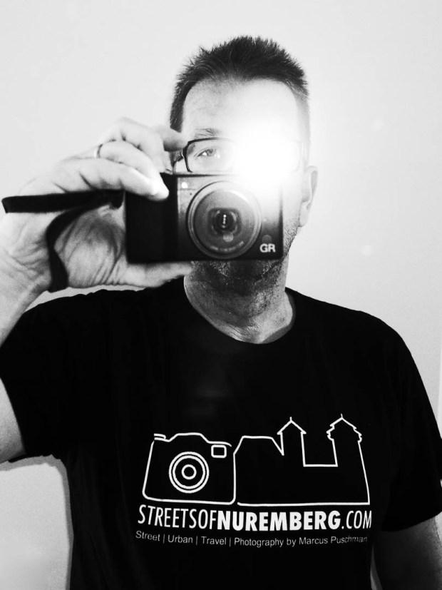 Streets of Nuremberg T-Shirt