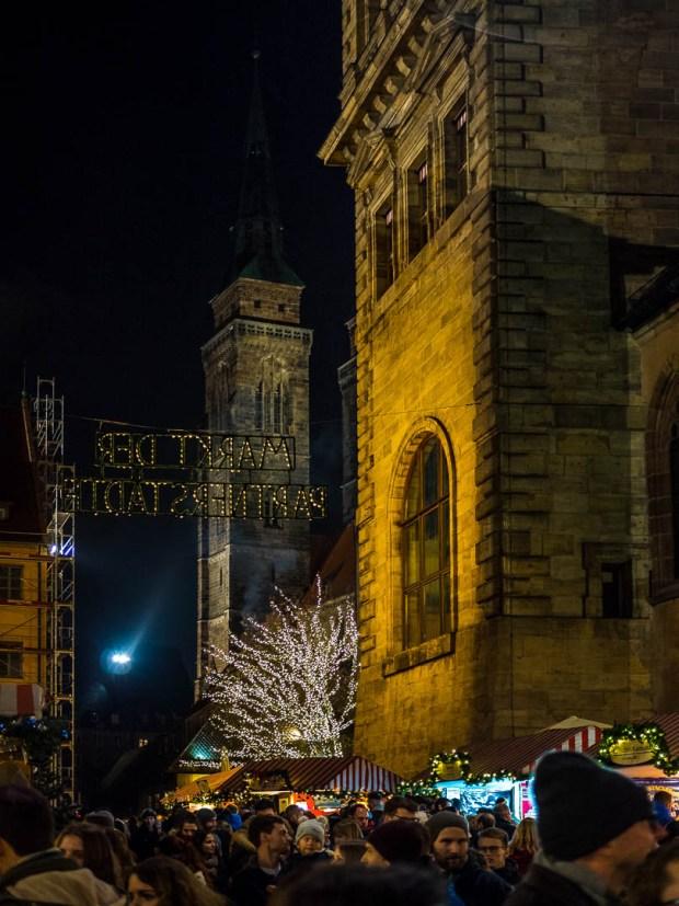 City Hall |Nuremberg |2017 1/50 sec @f/1.8 and ISO 1600