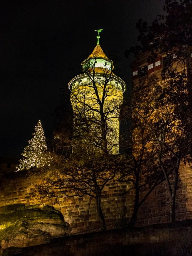 Imperial Castle |Nuremberg |2018