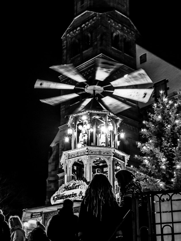 Christmas Spirit  Schwäbisch Hall  1/13 sec - f/4 - ISO 1600 - 34mm