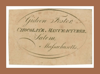 Chocolate 1780