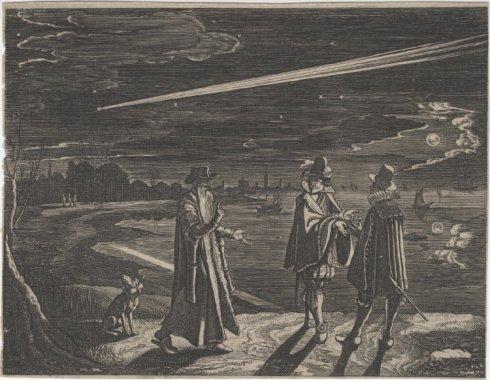 Comet of 1619 BM