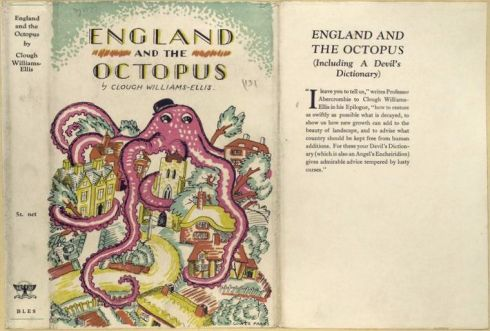 Octopus and England 1928