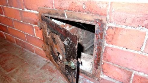 Rumford Roaster Ash Box