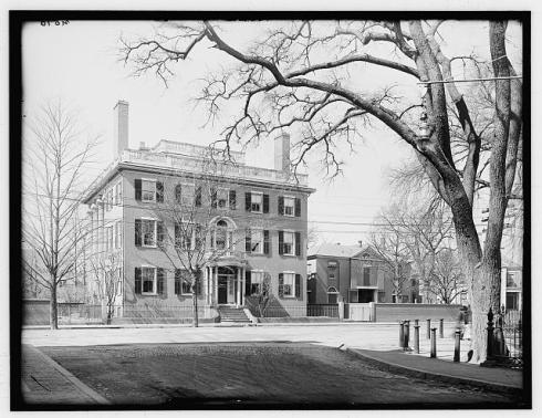 Safford House
