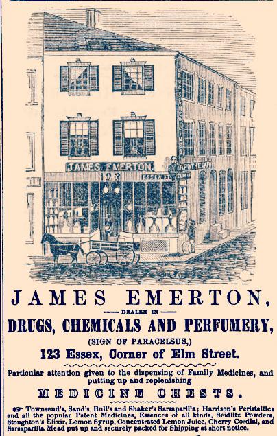 Emerton Apothecary