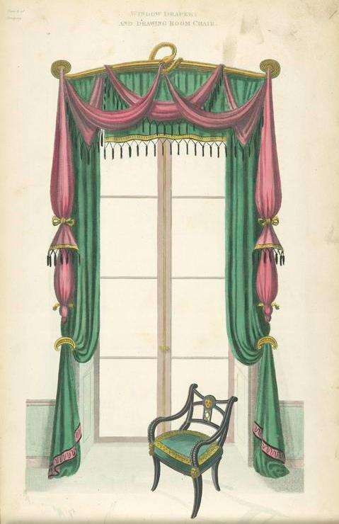 Fancy Chairs Sheraton