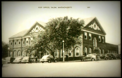 Post Office PC 1940s