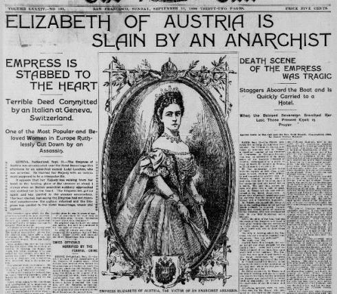 Assassination Elizabeth