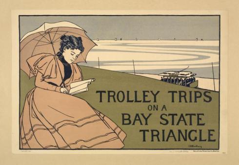 Woodbury poster 1890s