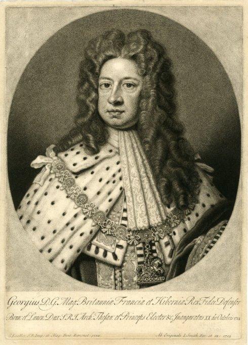 Ermine George I