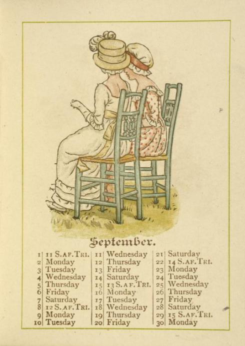 Kate Greenaway 1888