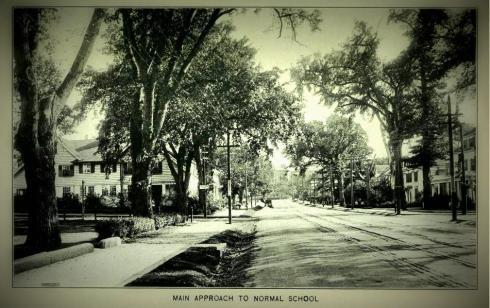 SSU from Lafayette Street