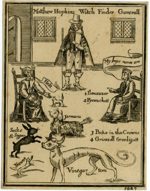 Witch Finder General 1647
