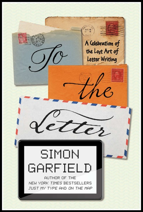 Books to the Letter border