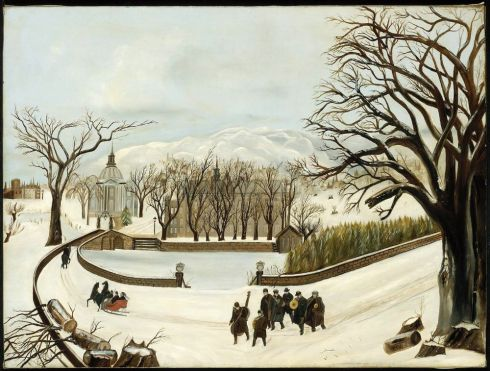 Midwinter Museums Karolik Collection MFA