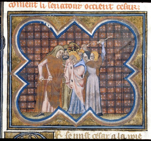 Ides of March Bl MS Royal