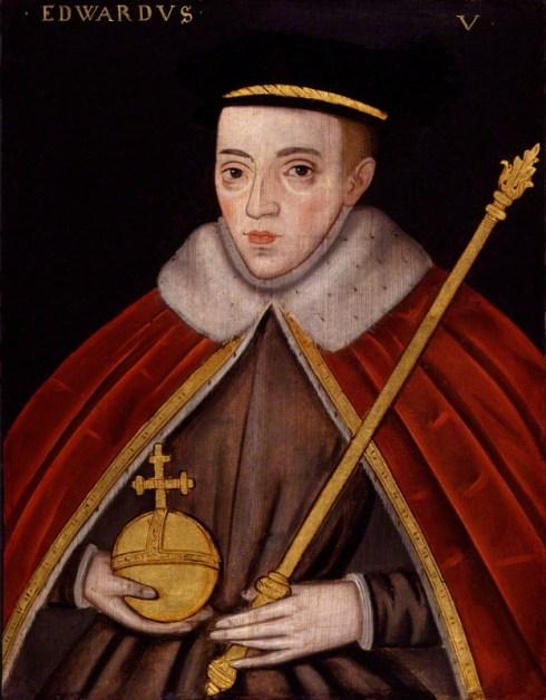 NPG 4980(11); King Edward V by Unknown artist