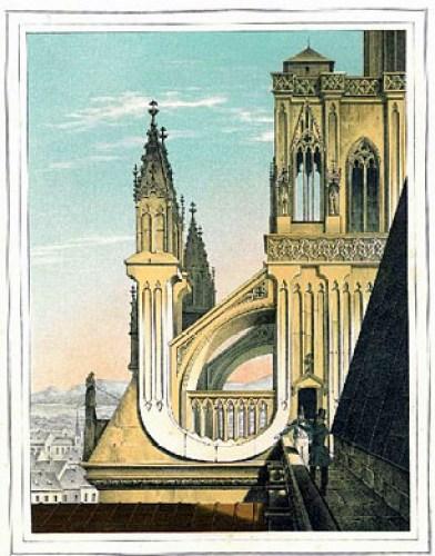 Architectural Alphabet U 1842